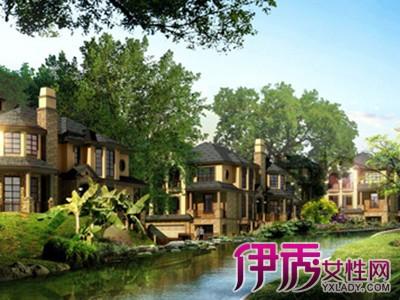 【图】美式田园别墅外景图片展示 为你详细介绍别墅怎样装修