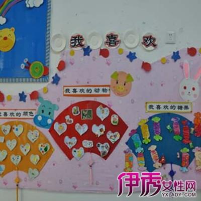 【图】欣赏小班主题墙布置图 了解更多幼儿园设计思想