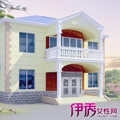 【二层新农村小别墅设计图】【图】二层新农村小别墅