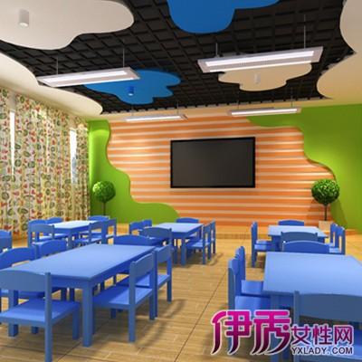 【图】幼儿园教室设计图片大全