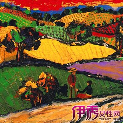 【图】色彩装饰画风景欣赏
