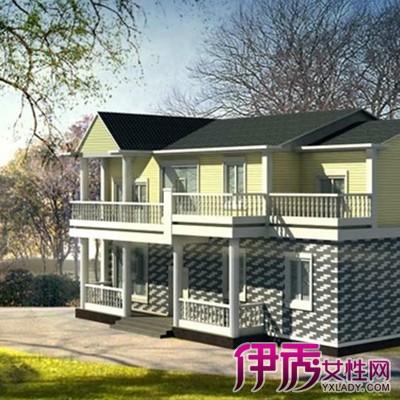 【图】乡村别墅设计图片大全 别墅建筑5大形式介绍
