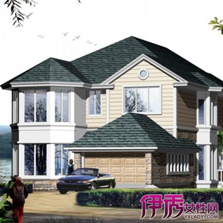 【经济型小别墅设计图】【图】经济型小别墅设计图