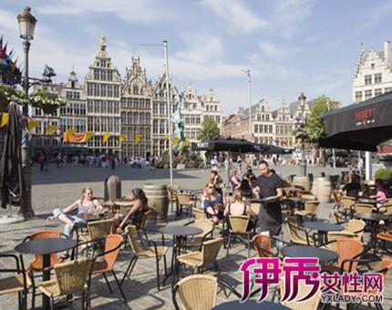 【图】欧洲咖啡馆露天茶座效果图 可以享受午后慵懒时光的好地方