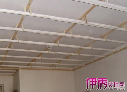 【吊顶木龙骨结构图】【图】吊顶木龙骨结构图