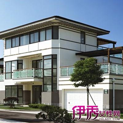 【图】新中式别墅外观图片欣赏 盘点别墅的4种建筑形式图片