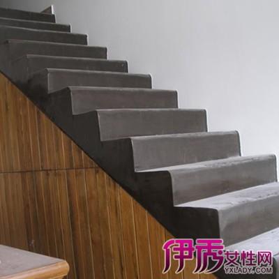 【图】展示水泥楼梯刷漆效果图 揭秘装修楼梯的十大常识