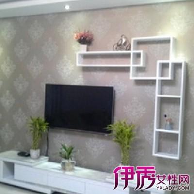 【图】展示电视格子背景墙图片 打造完美家居环境图片