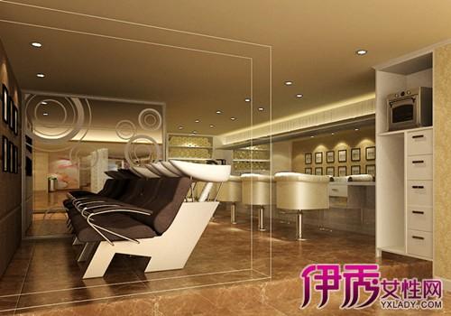 【图】盘点欧式发廊装修效果图 自己来动手装修发廊