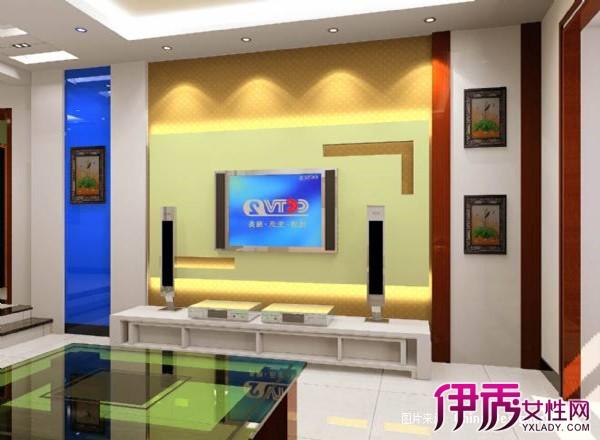 【时尚木工电视背景墙】【图】时尚木工电视背景墙