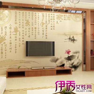 现代木工电视背景墙效果图 让你的家锦上添花