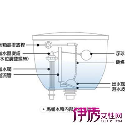 【图】马桶结构图片展示