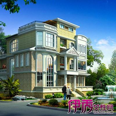 90平三层半别墅设计图展示