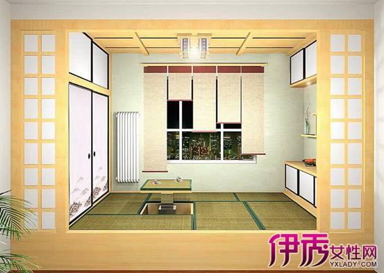 【图】小卧室塌塌米床图片 你是否也想拥有这样的房间呢