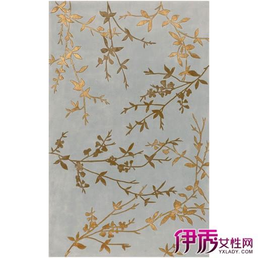 【图】新中式客厅地毯贴图 教你如何配色紧跟潮流