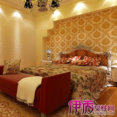 【图】硅藻泥欧式卧室装修效果图欣赏