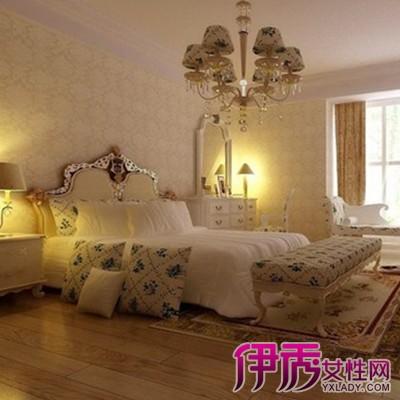 【硅藻泥欧式卧室装修效果图】【图】硅藻泥欧式卧室