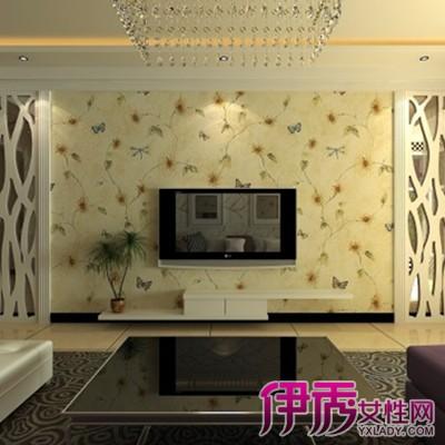 【图】电视墙边框设计效果图展示 客厅电视背景墙选用哪种材质好?