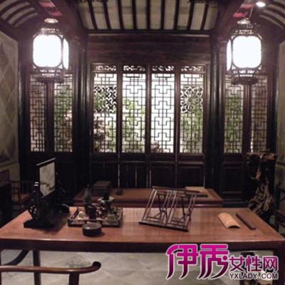 【图】古代书房家具摆放效果图展示 中式古代书房的家具有哪些