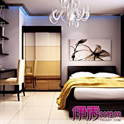 【图】床柜一体小卧室效果图欣赏