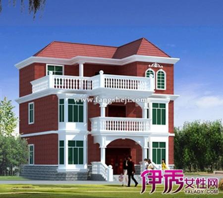 河南农村三间房设计图展示图片