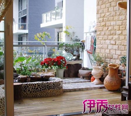 【图】欣赏高层阳台装修效果图 让你家的阳台更有风格