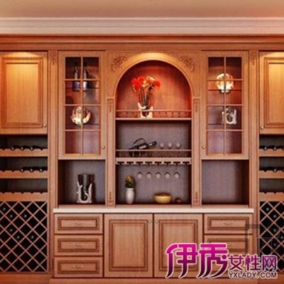 酒柜效果图欧式图片大全 盘点欧式酒柜的特点