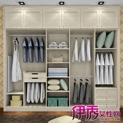 整体衣柜设计图展示 为你推荐整体衣柜内部设计方法