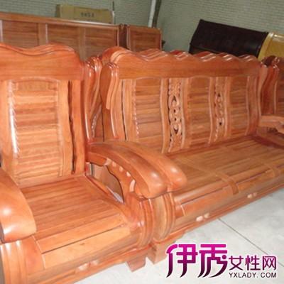 真正的实木沙发,实体店家具城动辄上万