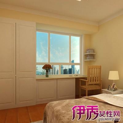 【图】飘窗柜子装修效果图欣赏 柜子的四点简单保养方法