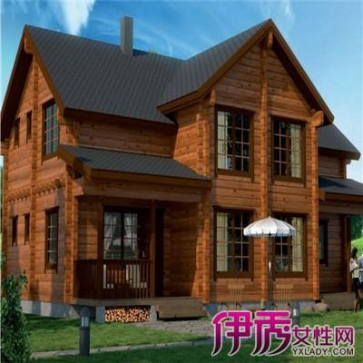 【图】分享木房子别墅图片