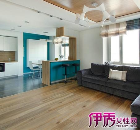 【餐厅瓷砖客厅木地板效果图】【图】餐厅瓷砖客厅木