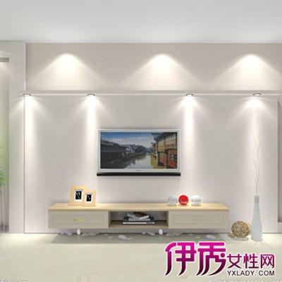 【图】电视机背景墙设计图 源于你优质生活的开始