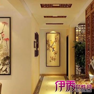 【图】走廊玄关装修效果图欣赏 装修玄关风水之走廊尽头装修风水