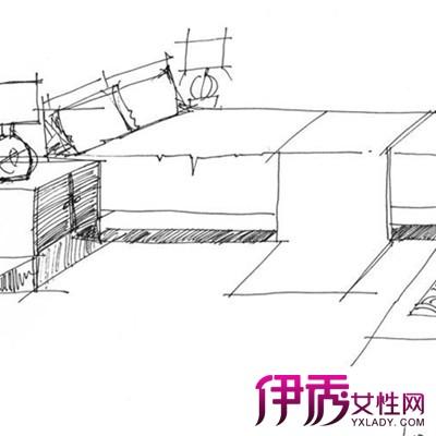 【单体家具手绘图】【图】单体家具手绘图大全
