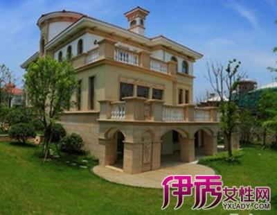 【图】乡村独栋别墅效果图欣赏 营造理想的安居之所