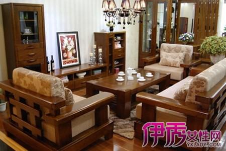 【客厅实木沙发】【图】客厅实木沙发图片欣赏