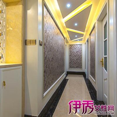 【走廊吊顶】【图】走廊吊顶的装修材料有哪些?