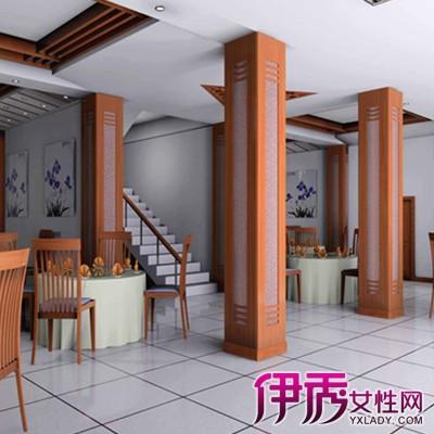 【图】中式柱子造型图片欣赏 怎样对中式柱子的风水布局进行改善?图片