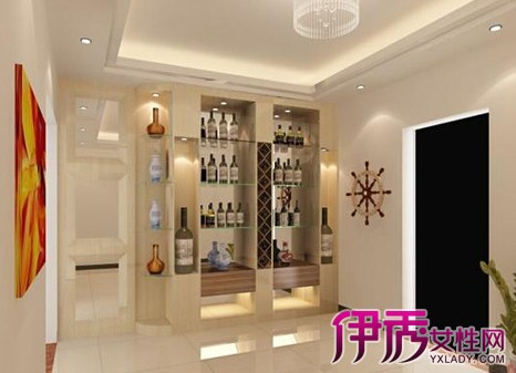 【图】酒柜隔断装修效果图大全 客厅隔断设计要点推荐