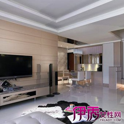 【图】欣赏灰镜电视背景墙效果图 带你了解其艺术文化