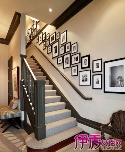 【楼梯墙面设计】【图】楼梯墙面设计图片大全