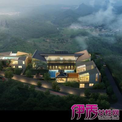 【图】山顶别墅图片大全 别墅建筑的5大风格展示