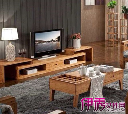 【图】分享木工电视柜图片大全
