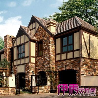 现代风格钢木结构别墅
