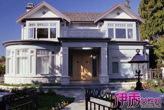 【图】中欧式两层别墅外观图