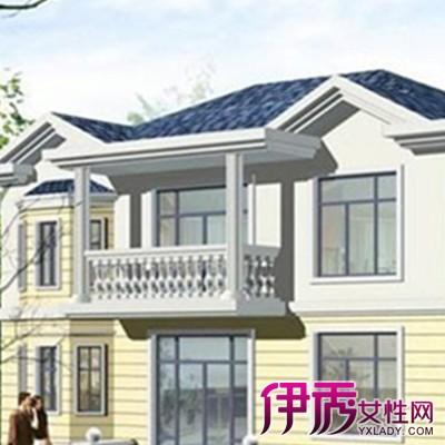农村别墅屋顶造型欣赏 6种中国风别墅房顶设计