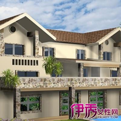 【图】农村别墅屋顶造型欣赏