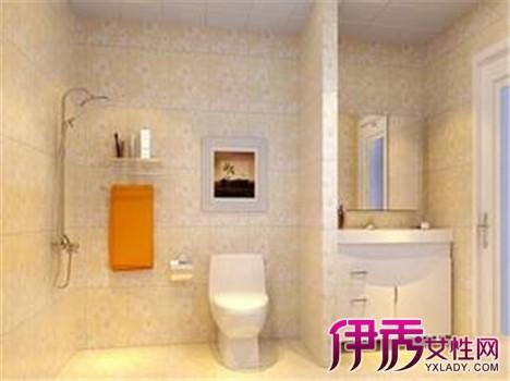 【图】干湿分离卫生间装修效果图展示 教您轻松解决卫生间设计烦恼