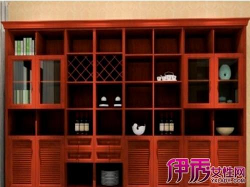 【图】中式酒柜图片大全 酒柜挑选的4大影响因素图片